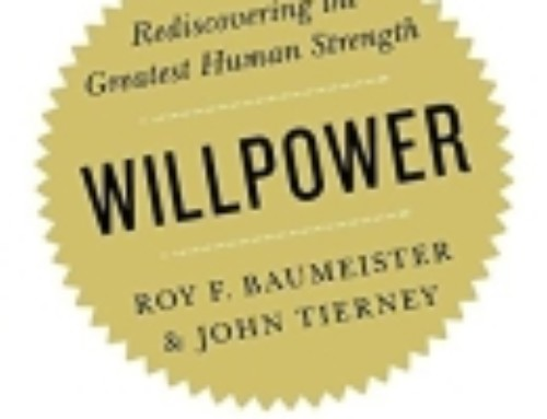 How Much Willpower Do You Have?